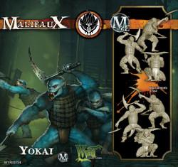 Malifaux Yokai - Ten Thunders - M2E