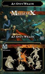 Malifaux An Oni's Wrath - Ten Thunders - M2E