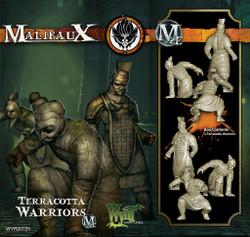 Malifaux Terracotta Warriors - Ten Thunders - M2E