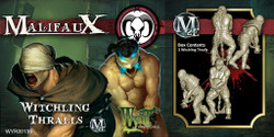 Malifaux Witchling Thrall - Guild - M2E