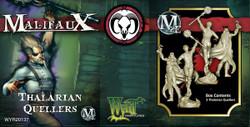 Malifaux Thalarian Quellers - Guild - M2E