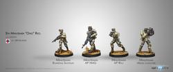 "Infinity 5th Minutemen Regiment ""Ohio"" - Ariadna"