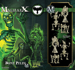Malifaux Bone Pile - Resurrectionists - M2E