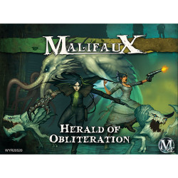 Malifaux Herald of Obliteration (Tara box) - Outcasts - M2E