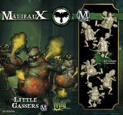 Malifaux Little Gassers - Resurrectionists- M2E