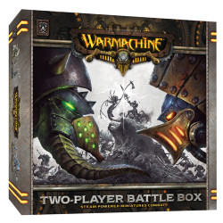 Warmachine Two Player Battlebox - MK3