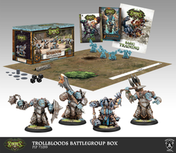 Hordes Trollbloods Battlegroup - MK3