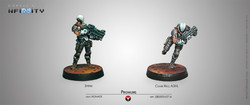 Infinity Prowlers - Nomads
