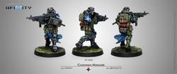 Infinity Caledonian Mormaers (AP HMG) - Ariadna