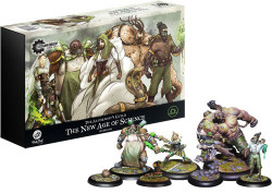 Guild Ball Alchemist's Guild - The New Age of Science - Team Pack