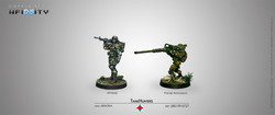 Infinity Tankhunters - RS - Ariadna