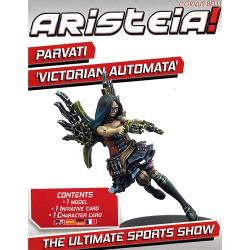 Aristeia - Parvati Victorian Automata
