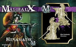 Malifaux Hinamatsu - Outcasts - M2E