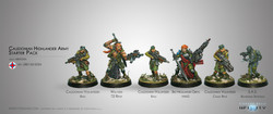 Infinity Caledonian Highlander Army Sectorial Starter Pack (OLD) - Ariadna