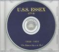 USS Essex CVA 9 CRUISE BOOK Log 1950-1951 CD