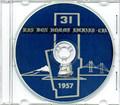 USS Bon Homme Richard CVA 31 1957 CRUISE BOOK Log CD