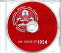 USS Brinkley Bass DD 887 1954 Cruise Book on CD RARE