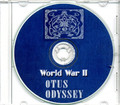 USS Otus AS 20 Cruise Book WWII CD US Navy Sub Tender