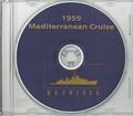 USS Dashiell DD 659 CRUISE BOOK CD 1959 Navy Photos