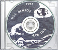 USS Olmsted APA 188 1953 Med Cruise Book on CD RARE