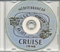 USS Vermilion AKA 107 1948 Med Cruise Book on CD