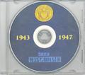 USS Wisconsin BB 64 CRUISE BOOK Log WWII CD Rare