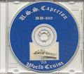 USS Caperton DD 650 1953 World Cruise Book CD