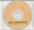 USS Cunningham DD 752 CRUISE BOOK Log Korea 1952 CD