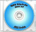 USS Diphda AKA 59 1955 CRUISE BOOK CD  RARE US Navy