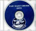 USS Hornet CVA 12 1955 Far East Cruise Book CD RARE