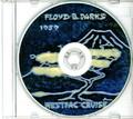 USS Floyd B Parks DD 884 CRUISE BOOK Log 1959 CD