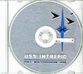 USS Intrepid CVA 11 1959 Med CRUISE BOOK Log CD