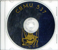 Seabees NCB 537th Naval Construction Battalion Log WWII CD RARE 1944