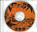 Seabees NCB 599th Naval Construction Battalion Log WWII CD RARE
