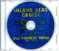 USS Forrest Royal DD 872 1959 Cruise Book on CD RARE