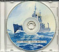 USS Fall River CA 131 CRUISE BOOK WWII on CD RARE