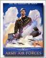 US Military Army Air Forces WWII  Canvas Print 2D