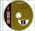 USS Essex CVS 9 1960 - 1961 Med Cruise Book on CD