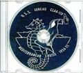 USS Juneau CLAA 119 CRUISE BOOK Log MED 1954 - 1955 CD