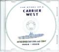 USS Coral Sea CVA 43 1964 - 1965 Westpac Cruise Book CD