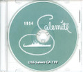 USS Salem CA 139 CRUISE BOOK Log MED 1954 CD