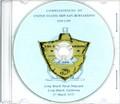 USS San Bernardino LST 1089 Commissioning Program on CD 1971 Plank Owner
