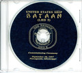 USS Bataan LHD 5 Commissioning Program on CD 1997 Plank Owner