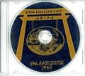 USS Firedrake AE 14 1963 Cruise Book CD