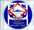 USS Truett DE 1095 Commissioning Program on CD 1974 Plank Owner