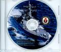 USS Ramage DDG 61 Commissioning Program on CD 1995 Plank Owner