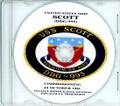 USS Scott DDG 995 Commissioning Program on CD 1981 Plank Owner