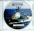 USS Reid FFG 30 Commissioning Program on CD 1983