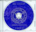 USS Pensacola LSD 38  Commissioning Program on CD 1971