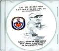 USS Lewis B Puller FFG 23  Decommissioning Program on CD 1998